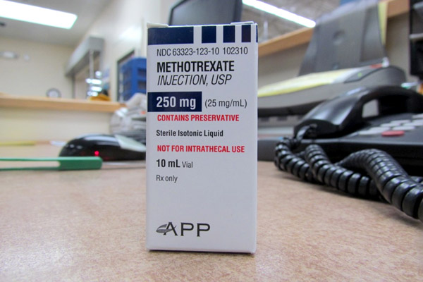 Side Effects of Methotrexate For RA