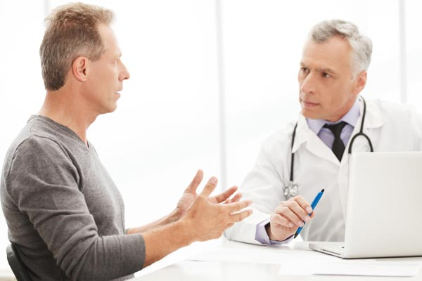 What is the best treatment for enlarged prostate
